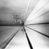 My first pinhole film swap