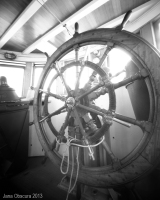 Worldwide Pinhole Photography Day – Onboard the Arthur Foss