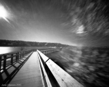 IR Pinhole: Another Hot Mess